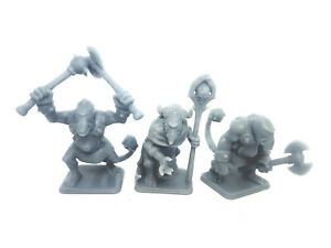 Heroquest 3x Fimir set Redesigned by Enfenix