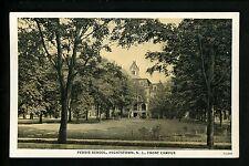 Hightstown , New Jersey NJ Vintage postcard Peddie School Campus front