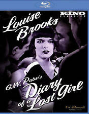 BLU-RAY Diary of a Lost Girl (Blu-Ray) NEW Louise Brooks