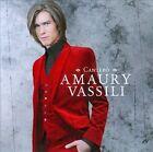 Canterò by Amaury Vassili (CD, Nov-2010, WEA (Distributor))