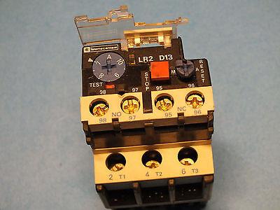 TELEMECANIQUE   LR2 D1304 0,40-0,63A  D13  Overload relay