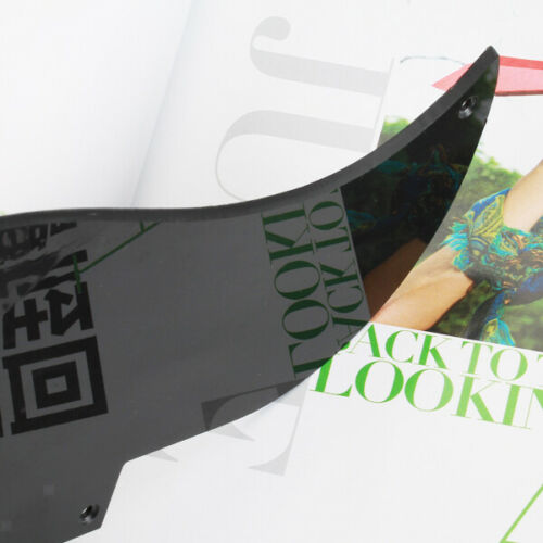 Schwarzes Schlagbrett Scratch Platte Für Sg E Gitarre