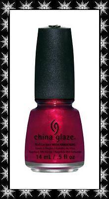 China Glaze *~Just Be-Claws~* Nail Polish Nail Lacquer 2013 Happy Holidaze