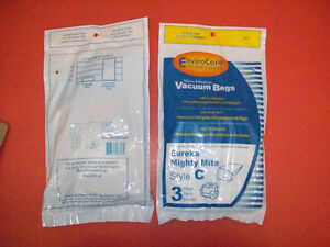 Image Is Loading Eureka Mighty Mite Style C Vacuum Cleaner Bags