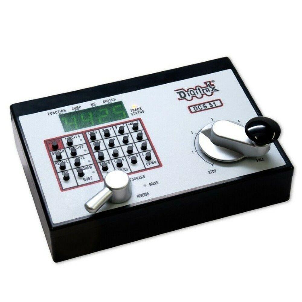 Kato 29-124 DCC-controller D102 Basisset voor N HO-schaal 49497927663647