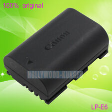 Genuine Original Canon LP-E6 LPE6 Battery for EOS 5D II 5D III EOS 7D 60D LC-E6