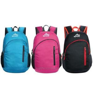Ultralight Waterproof Backpack Hiking Bag Camping Travel Rucksack ...