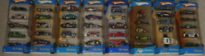 8 Coffrets Neufs Americains Hot Wheels-series Speciales- 40 Voitures