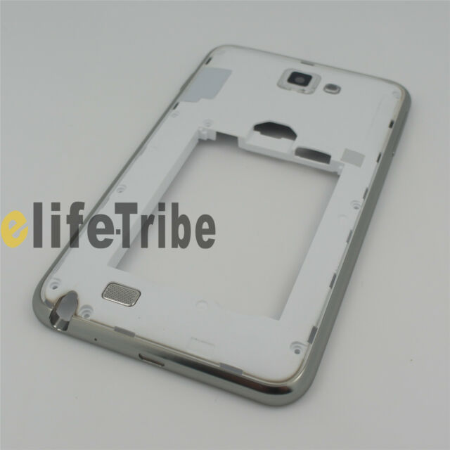 Housing Rear Back Chassis for Samsung Galaxy Note N7000 i9220 White