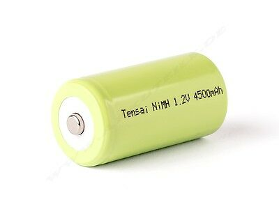 Tensai TR-C4000 BABY C LR14 UM2 MN1400 4000mAh NiMH Akku 1.2V Ready2USE