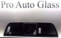 04-12 Chevy Colorado Canyon Rear Sliding Window Back Glass Db10507ypy