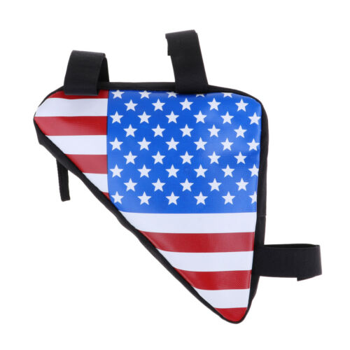 Bike Top Tube Cycling Corner Pouch Waterproof Bicycle Triangle Frame Bag