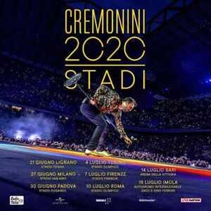 Dettagli-su-Biglietti-Cesare-Cremonini-San-Siro-27-06-2020-Primo-Anello-Numerat
