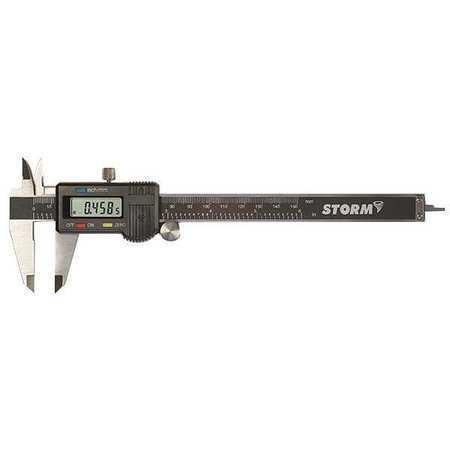 """Digital Caliper,6/""""//150mm STORM 3C301"""