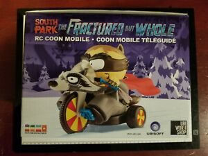South-Park-Cartman-RC-Coon-mobile-Fractured-but-whole-opened-box-never-used