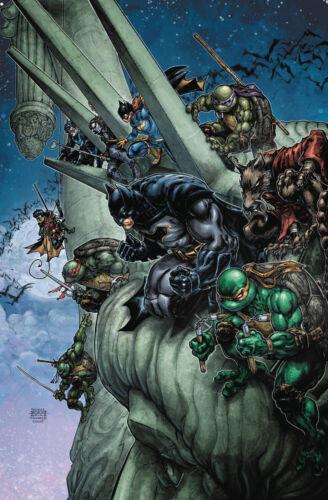 4//18//18 OF 6 BATMAN TEENAGE MUTANT NINJA TURTLES II #6