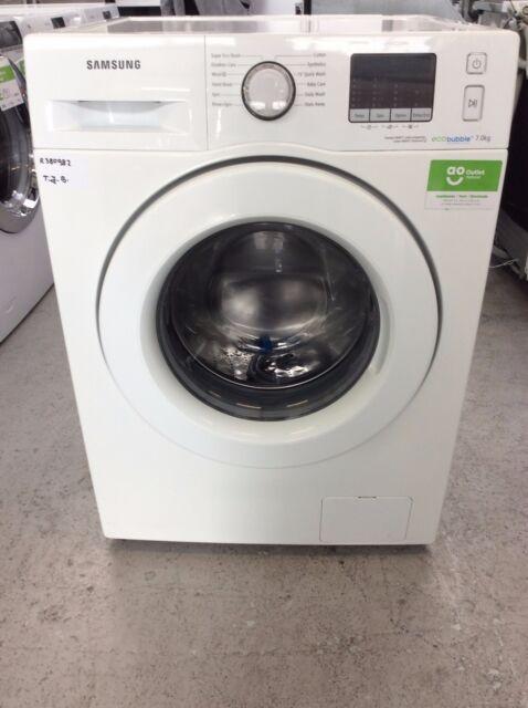 Refurbished Samsung WF70F5E0W4W 7Kg 1400 rpm Washing Machine UK DEL #R380982