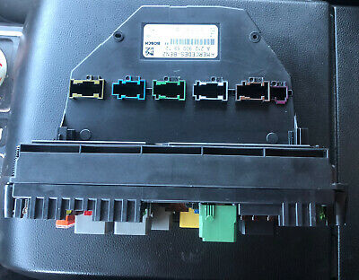Mercedes GLK350 Front SAM Module Signal Activation Fusebox 2129005912 | eBayeBay