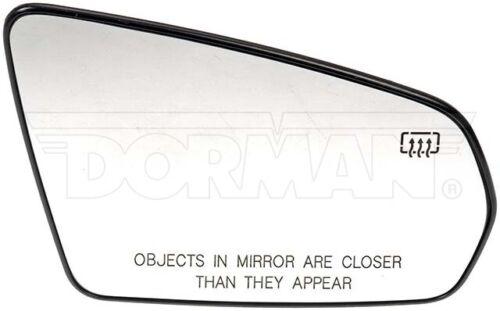 Door Mirror Glass RH//Pass Fits 08 14 Dodge Chrysler Avenger 200 56902