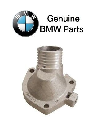 Warranty New Genuine BMW e28 e30 e34 Thermostat Housing Cover flange OEM