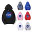 NASA-Hoodie-Pullover-Sweaters-Hoodies-Men-amp-Women-Tops-Unisex-Sweatshirts-Outwear thumbnail 1