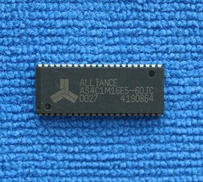 EDO 1PCS ALLIANCE AS4C1M16E5-50JC SOJ-42 5V1M16 CMOS DRAM