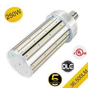 UL DLC 80W LED Retrofit High Bay Light Replacement 320W Metal halide E39 5700K