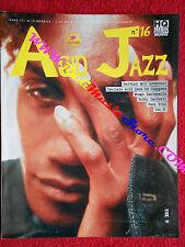 rivista ACID JAZZ 16/1996 Tek 9 Bossa Nostra Bobby Caldwell Slide Five  No cd