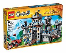 Lego 70404 KING'S CASTLE Minifigs NISB Kingdoms Horse Knights Xmas Present Gift