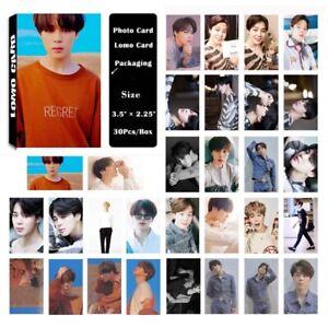 30Pcs-set-KPOP-Bangtan-Boys-JIMIN-Love-Yourself-tear-Photo-Card-Lomo-Card