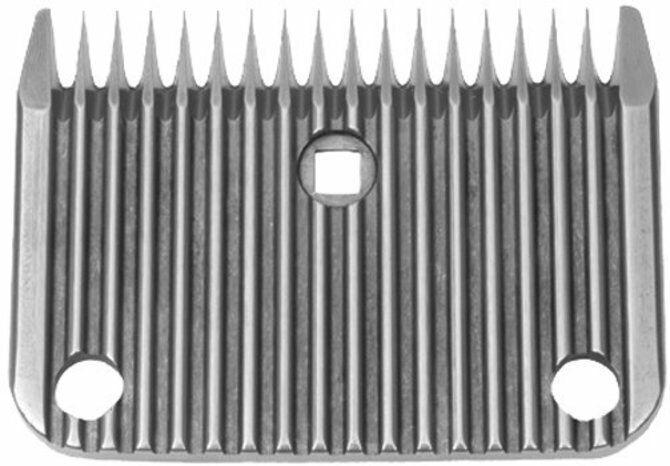 Lister Grezzo Lama per Mac netta Tosatrice Foglie 2.5 mm 0.1  18 Denti versus