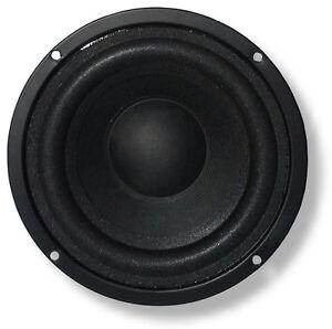 5-034-Woofer-Bass-Driver-Subwoofer-4-ohms-1-unit-Audio-Speaker-AV-Shielded