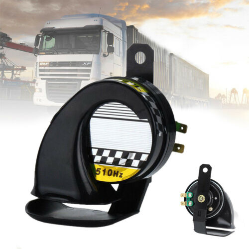 Super Loud Trumpet Air Horn 12 V Car Truck RV Train Boat Loud Replacement