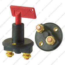 Master Battery Isolator / Kill Switch 100A - Autograss Rally Classic Car