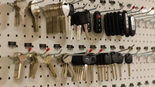Cut 2 code.Licensed Locksmith E001-E200 Key 4 New Keys For SportRack Roof Rack