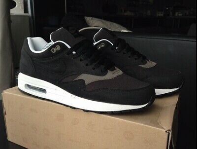 Nike Air Max 1 Black Smoke US10 EU44 UK9 DS no patta parra anniversary | eBay