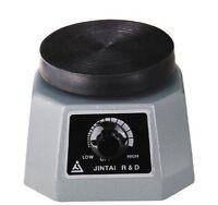 "Generic Dental Lab Vibrator 4"" Round Dentist Equipment JT-14 220V"