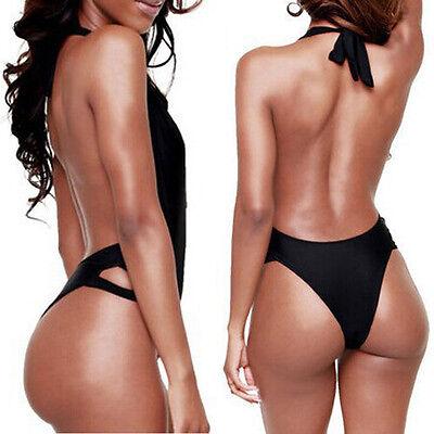 Hot! Sexy Women Bikini Swimsuit Bathing Suit Swimwear One-Piece Bandage Monokini