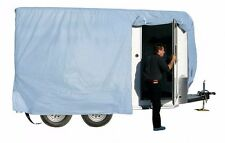 """Adco SFS Aquashed Bumper-pull Horse Trailer Cover Fits 12'1"""" - 14' FT"""