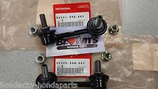 NEW GENUINE HONDA CRV REAR SWAY STABILIZER BAR END LINK SET 2002-2006