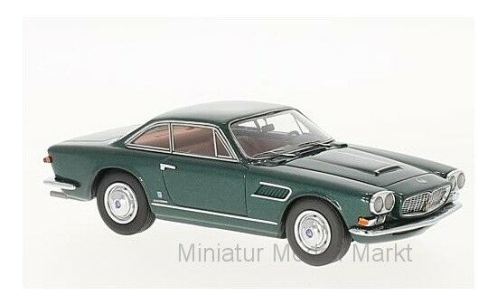 Neo Maserati Sebring Series II-Metallic Dark Green - 1963 - 1 43
