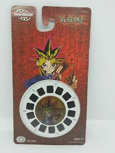 Vintage-Rare-View-Master-Yu-Gi-Oh-3D-Virtual-Viewer-1996-New-Sealed