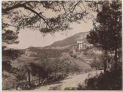 Collectibles Capable Thorenc Hotel Climacteric Photo Jean Giletta Vintage Albumin Ca 1880 Militaria