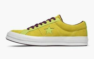 Converse One Star Suede Skate Shoes