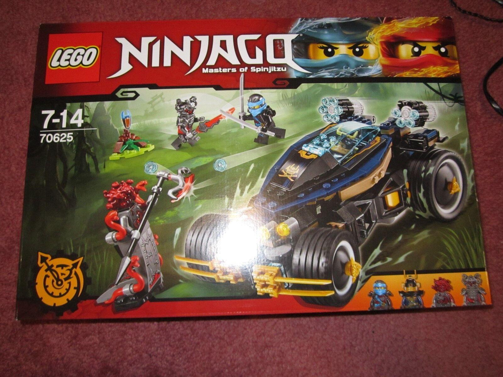LEGO NINJAGO Samurai VXL 70625-NUOVO/boxed/SIGILLATO