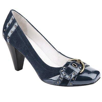 Superga Scarpe 4251-SUEPATW Donna Citta Decollete Tacco Alto 8 cm