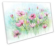 Daisy Fiori a Muro ARTE foto di grandi dimensioni 75 x 50 cm