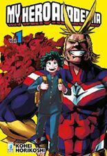 MY HERO ACADEMIA 1/7 SERIE COMPLETA EDIZIONI STAR COMICS