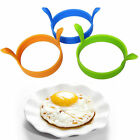 Silicone Round Omelette Shaper Fried Frying Mold Pancake Egg Ring Cooking Mould<
