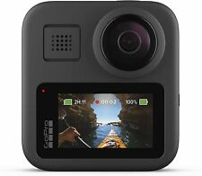 GoPro MAX Waterproof 360 Traditional Camera Touch Screen Spherical HD 16.6MP